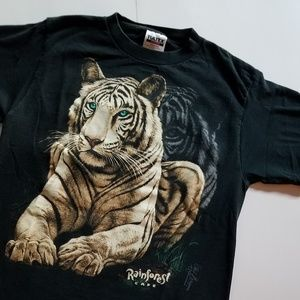 Vintage | Rainforest Cafe Souvenir Graphic Tee 🐅